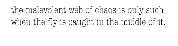 chaoticweb