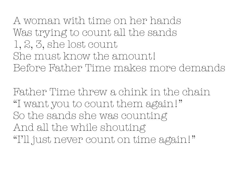 time limerick1