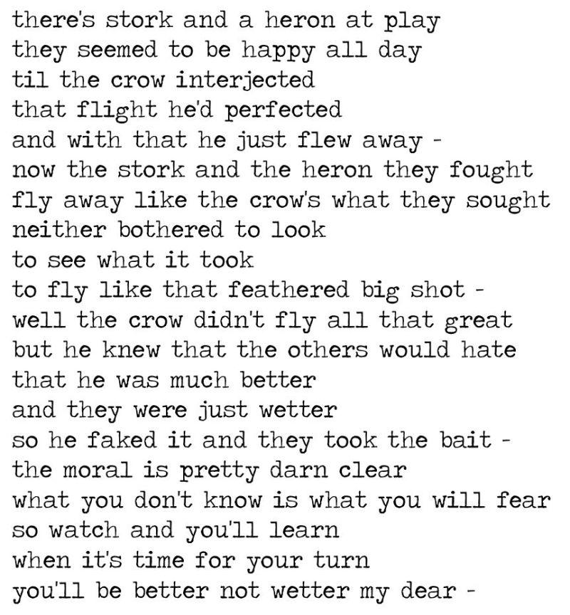 bigshot crow